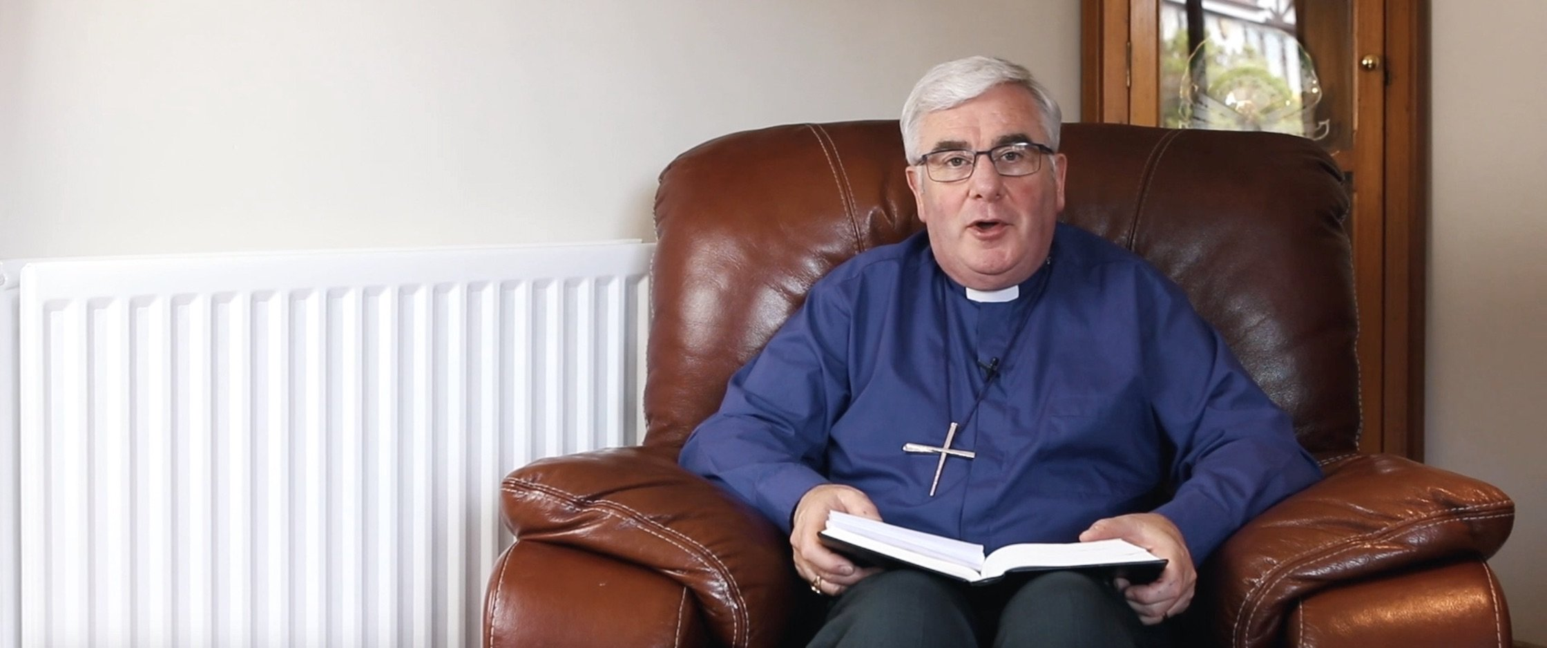 Bishop David shares a message for the men of the diocese