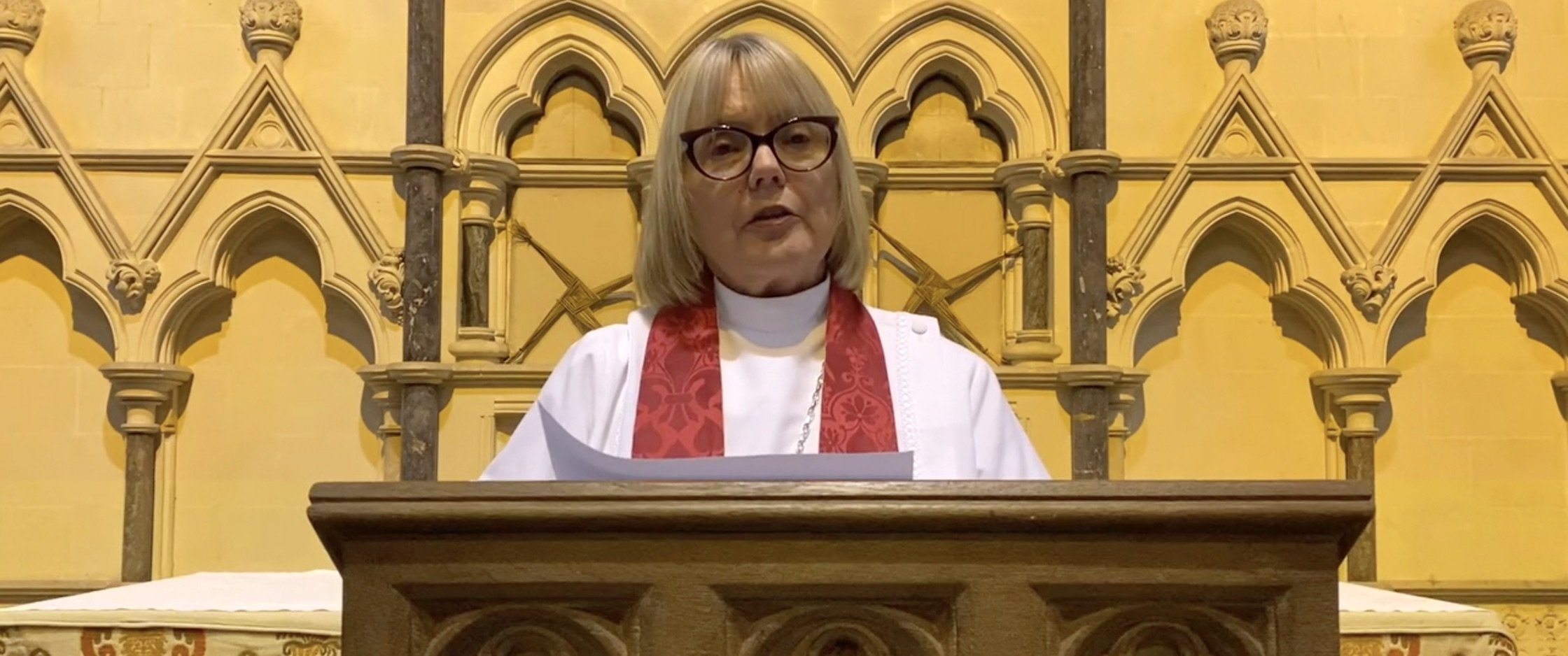 Finding hope – Synod Service Sermon by Bishop Pat Storey