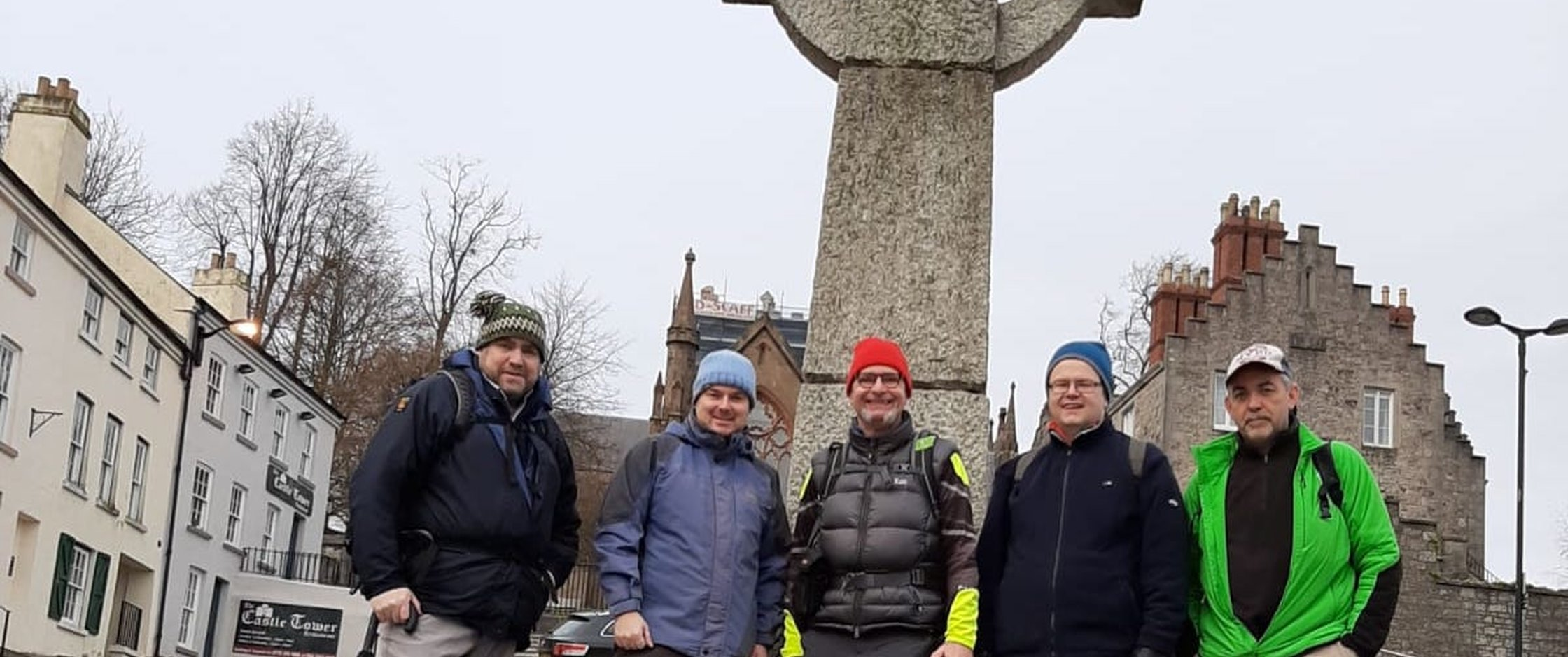 Join the next leg of St Patrick Pilgrimage