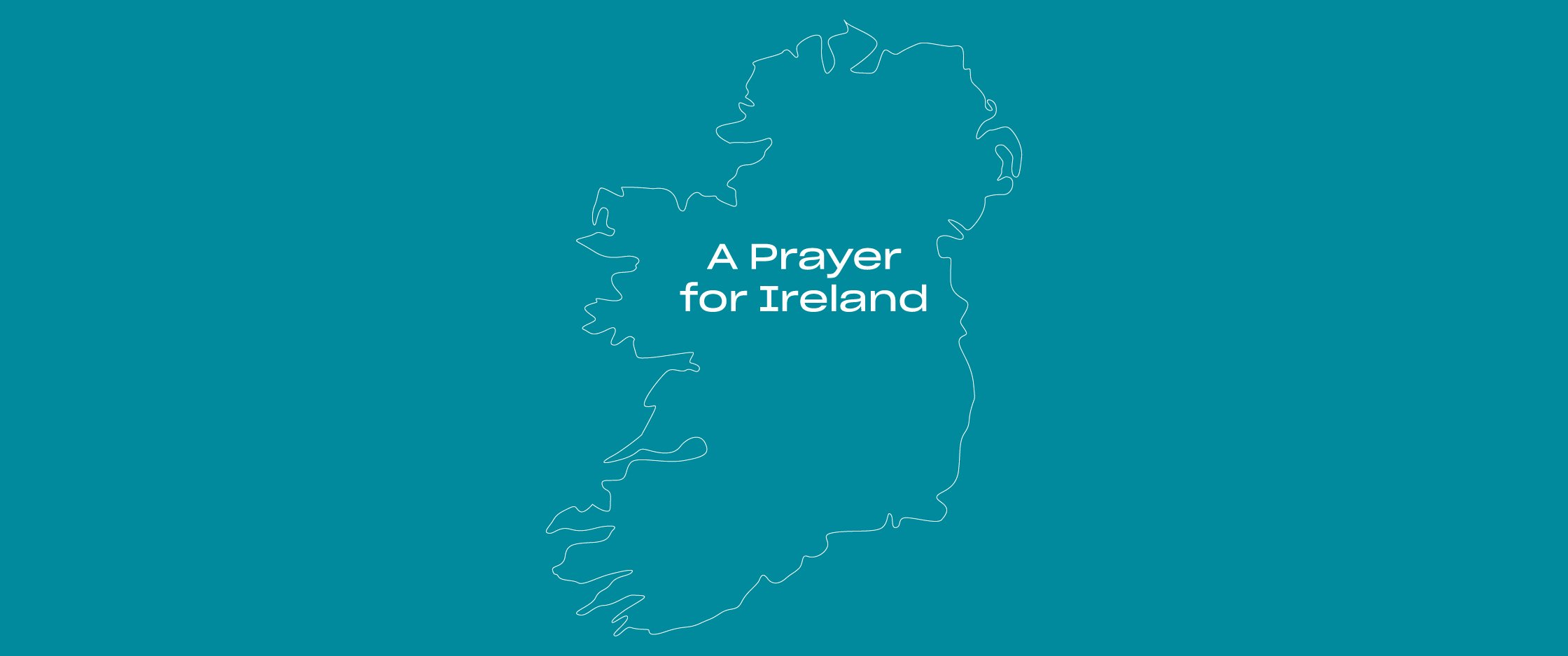 Join us today in praying for Ireland