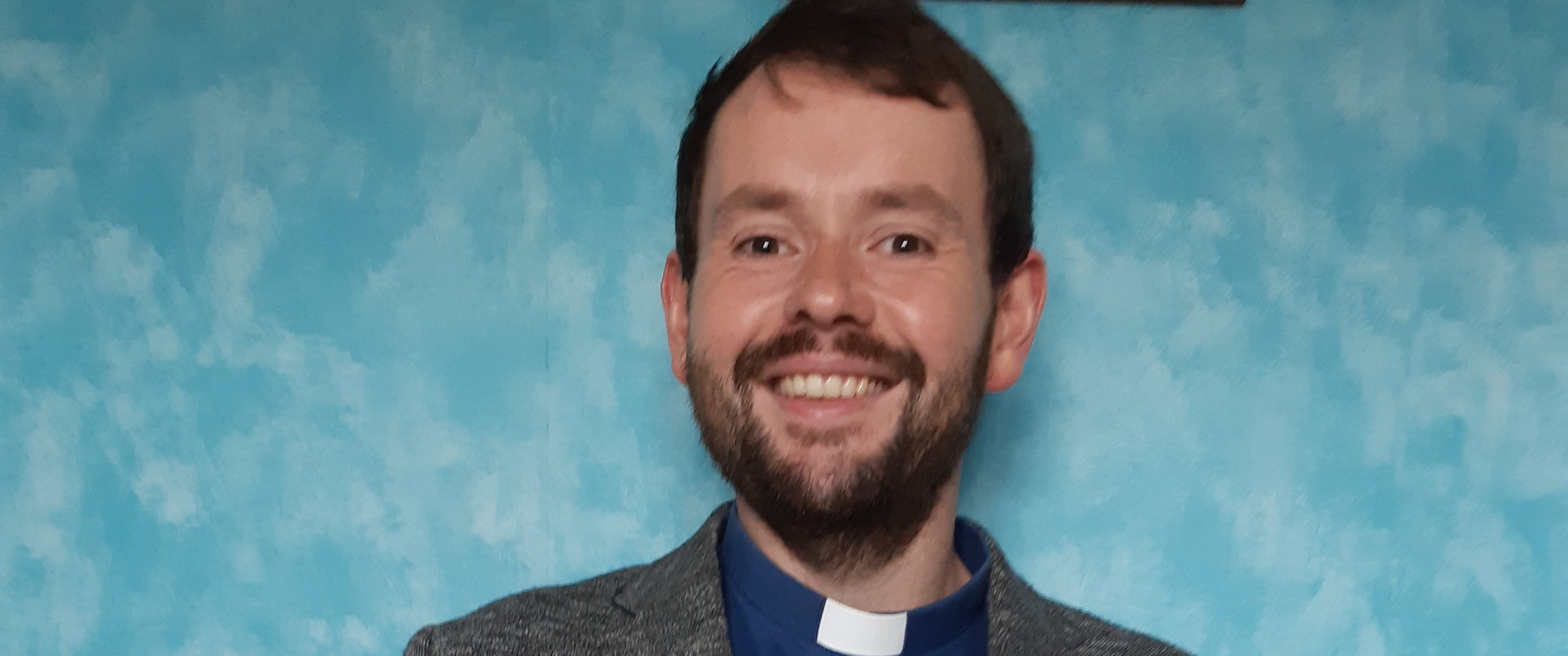 Revd Mark Gallagher shares his twin passions of science and faith