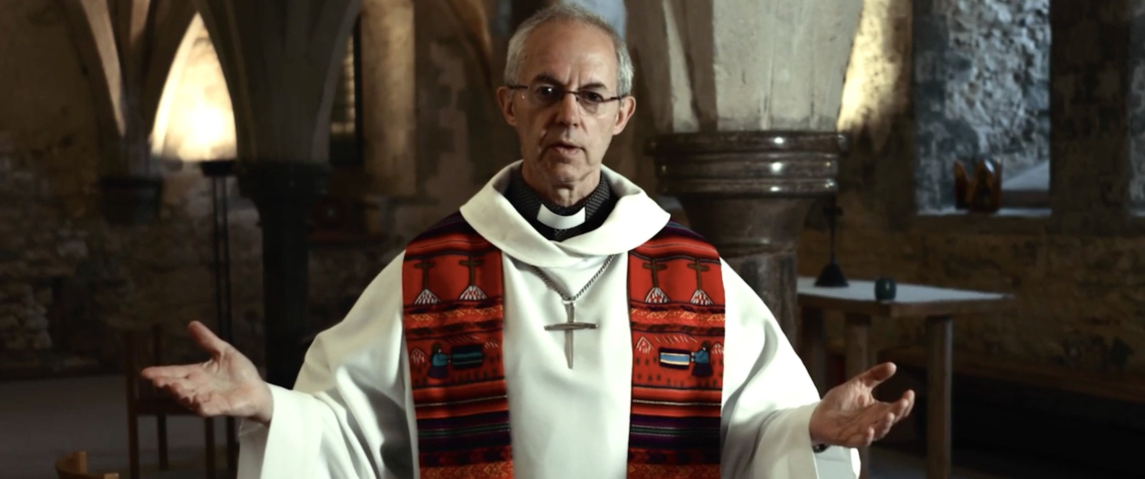 Archbishop Justin Welby concludes our prayer vigil