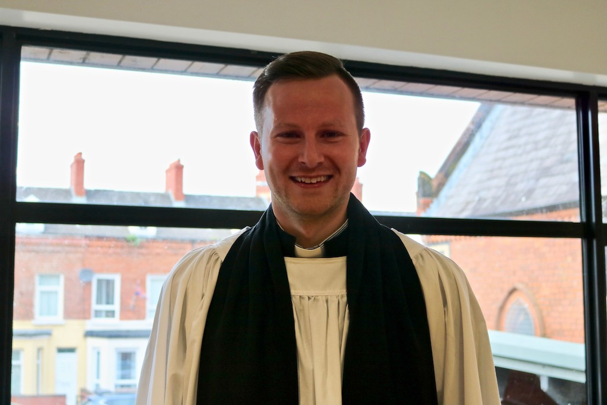 Meet Rory Blake–Knox (OLM) - The United Diocese of Down And