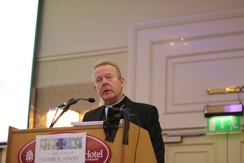 Archbishop Eamon Martin, Roman Catholic Primate