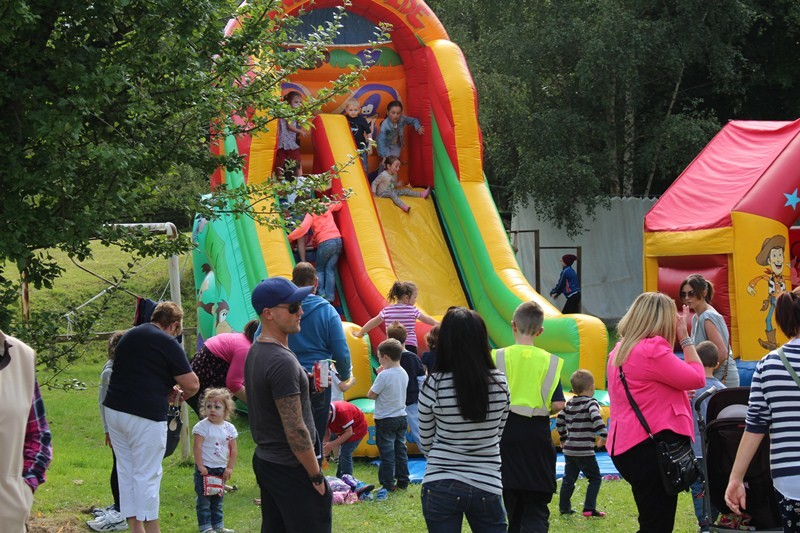 Local community fun day