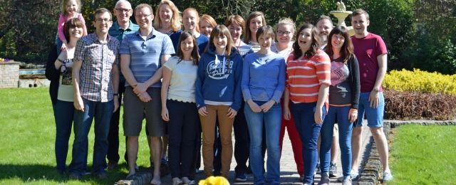 Young leaders complete Character course