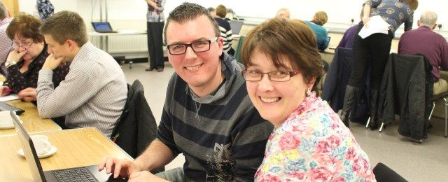 Charity Registration Evening 'invaluable'